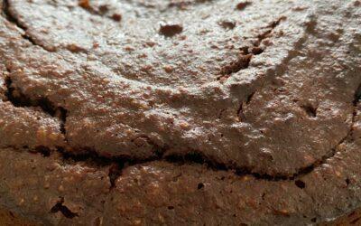 Gezonde(re) brownie